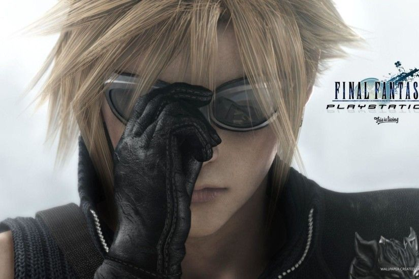 Final Fantasy Cloud Strife Wallpapers - Wallpaper Cave