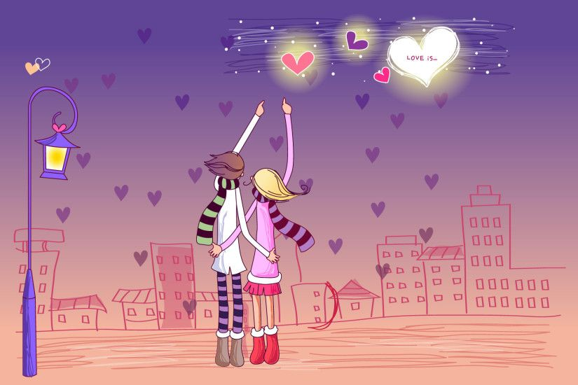 1920x1230 valentines-day-animated-cartoon-wallpaper-free-hd-desktop