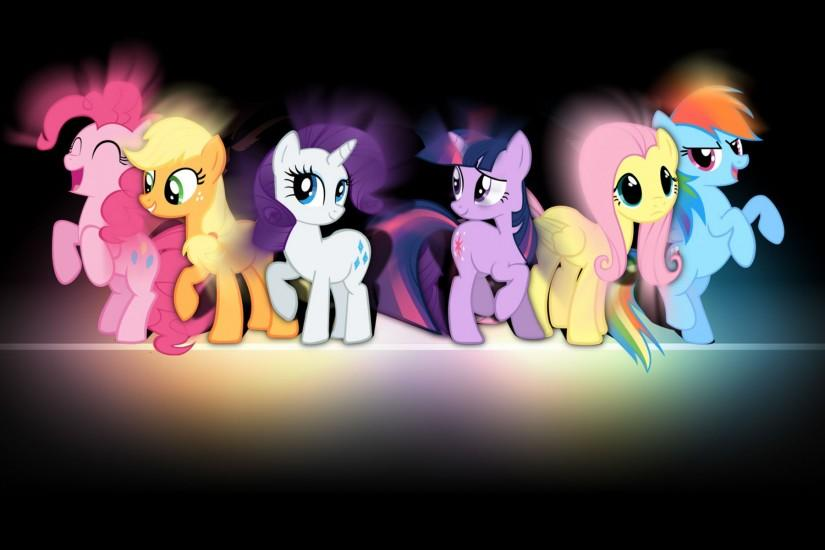 Free Wallpapers - My Little Pony wallpaper