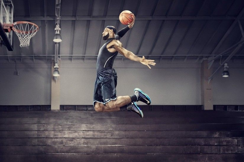 LeBron James Dunk Wallpaper HD | HD Wallpapers | Pinterest | Lebron james  dunk and Wallpaper
