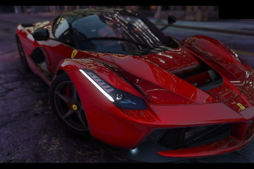 Ferrari LaFerrari HD wallpapers #2