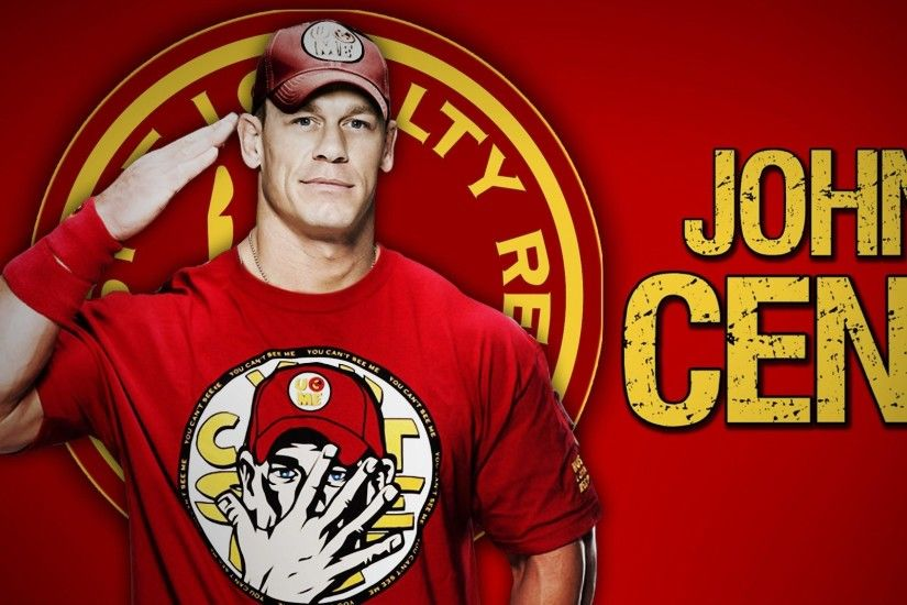 2560x1600 John Cena WWe Superstar Wallpaper HD Download