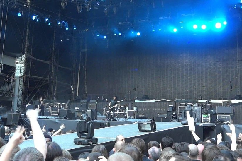 Gojira - Flying Whales - Live in Paris (Stade de France), 05/12/2012