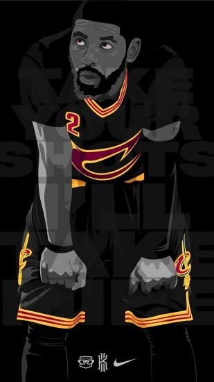 vertical kyrie irving wallpaper 1200x2133