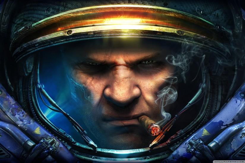 most popular starcraft wallpaper 2560x1600