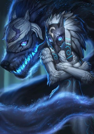 Kindred (League of Legends), League of Legends Wallpapers HD / Desktop and  Mobile Backgrounds