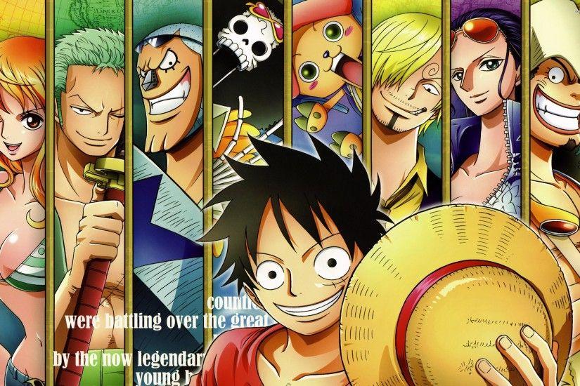 One Piece Crew Wallpaper Wallpapertag