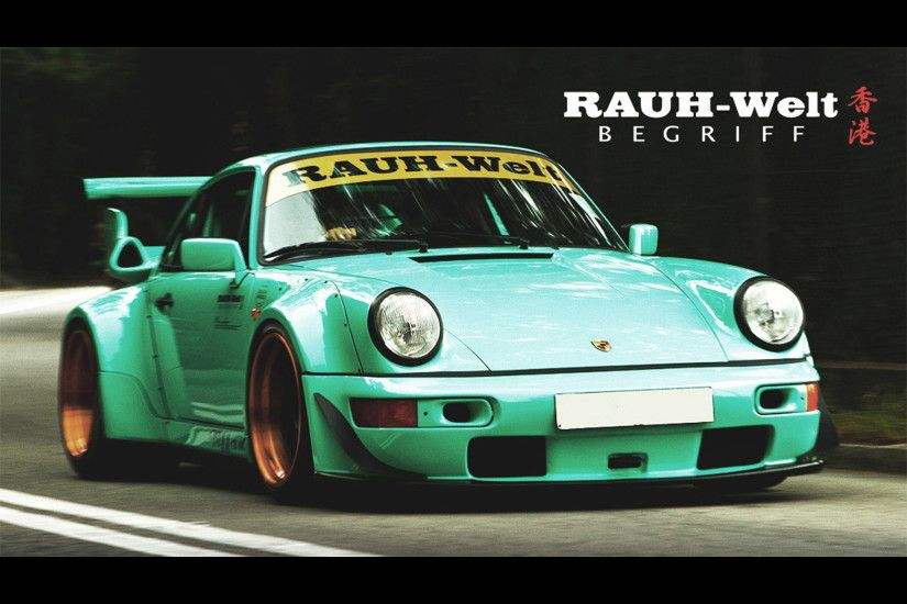 2015 Brixton Forged RWB Porsche 964 feature in PASMAG
