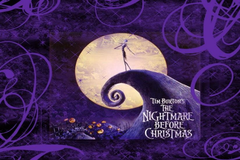 beautiful nightmare before christmas wallpaper 1920x1200 for samsung galaxy