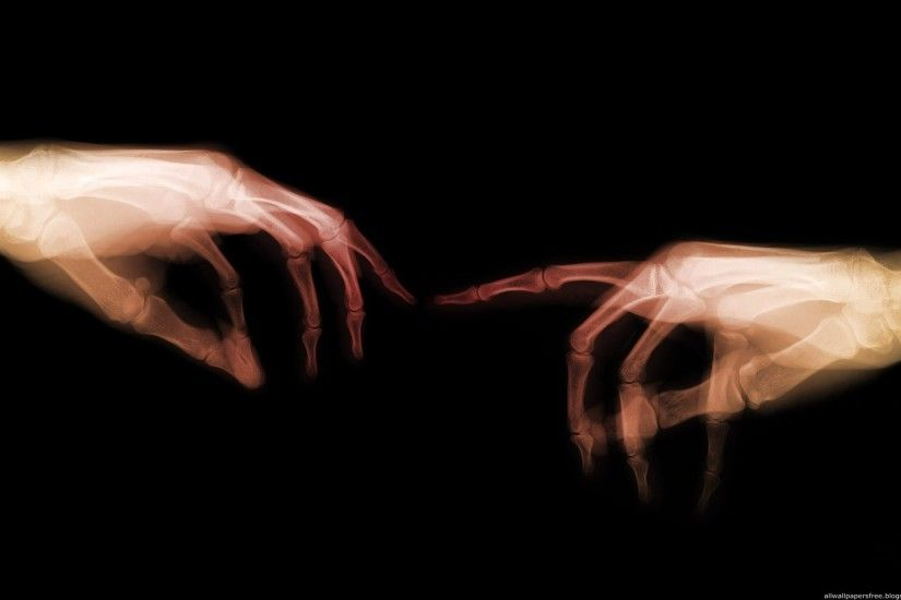 X Ray Hands wallpapers and stock photos