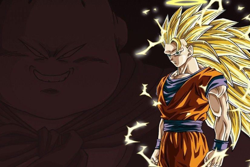 Dragon Ball Z Wallpapers Goku Wallpapertag