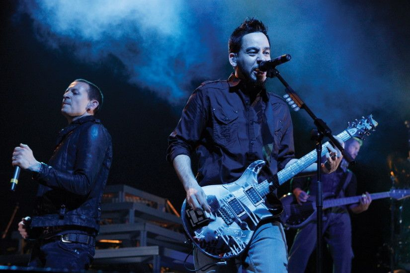 Linkin Park Live Wallpaper