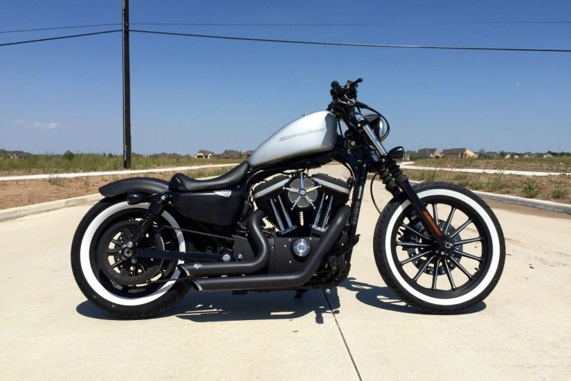**How Many Iron 883 Owners Out There?** - Page 287 - · Harley Davidson ...