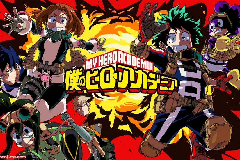 download my hero academia wallpaper 1920x1080 for iphone 6