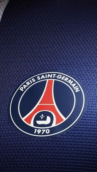 1080x1920 Wallpaper paris saint-germain, football club, logo