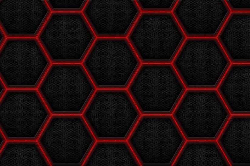 ... Grid Dark Red Dark red hexagon steel texture background | Stock Photo |  Colourbox ...