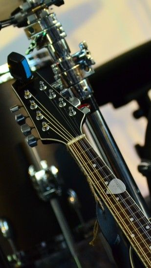 1440x2560 Wallpaper musical instrument, music, percussion, guitar