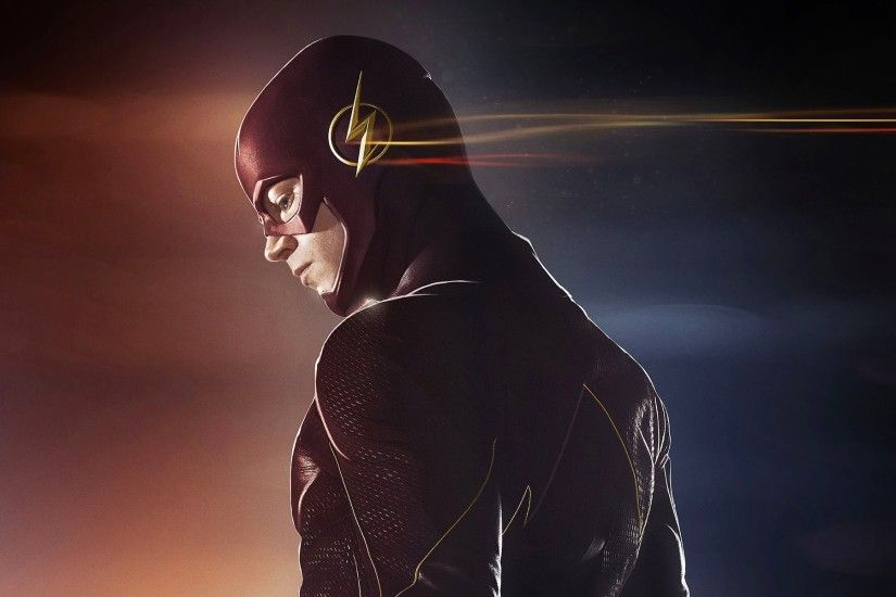 The Flash 2017 Superhero