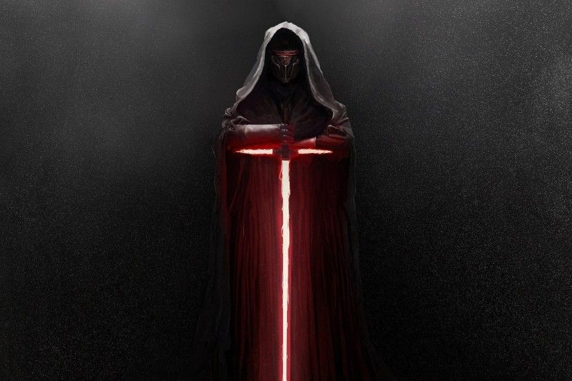 Kylo Ren, Star Wars, Lightsaber