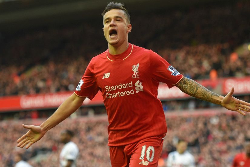 Coutinho sweeps Liverpool season awards