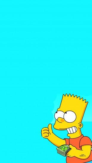 simpsons wallpaper 1080x1920 for samsung galaxy