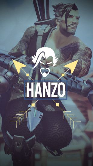 Download Hanzo 1080 x 1920 Wallpapers - 4646512 - games overwatch  SUPERHEROES IPHONE | mobile9