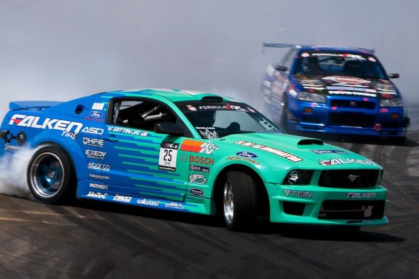 Falcon Mustang Drift Car