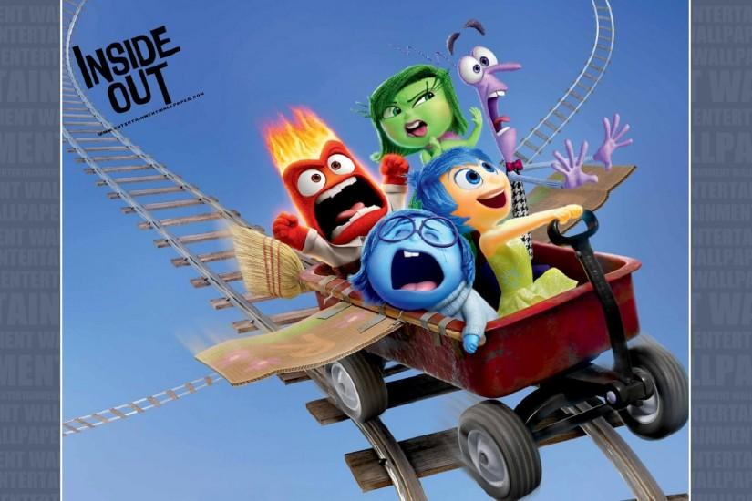 Inside Out (2015) Wallpaper - Original size, download now.
