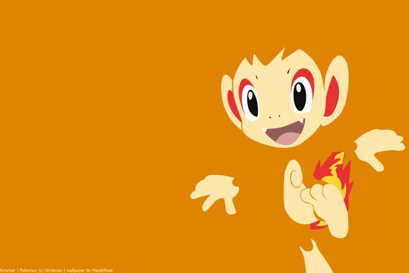 Chimchar Pokemon HD Wallpapers