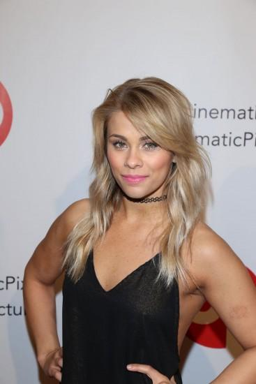 Paige Vanzant At 'circus Life' Single And Music Video Reslease In Hollywood