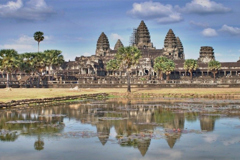 Angkor Wat HD Wallpaper - Page 3 of 3 - wallpaper.wiki ...