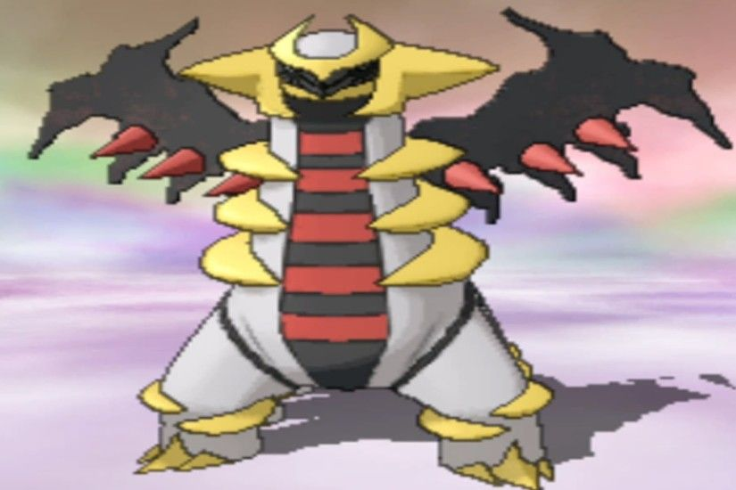 Pokemon Omega Ruby and Alpha Sapphire - Catching Giratina