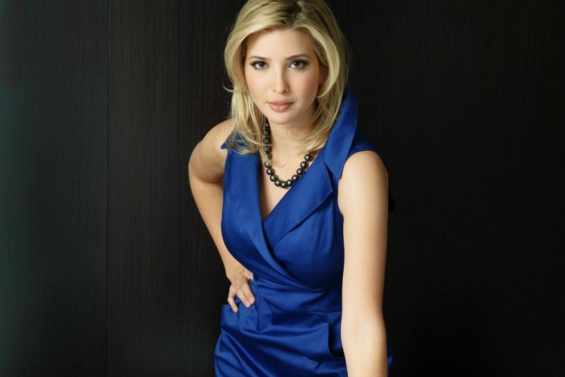 8 HD Ivanka Trump Wallpapers