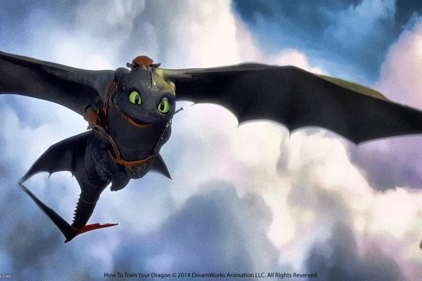 ... wallpaper how to train your dragon 2 movie ...