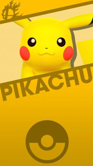pikachu wallpaper 1080x1920 720p