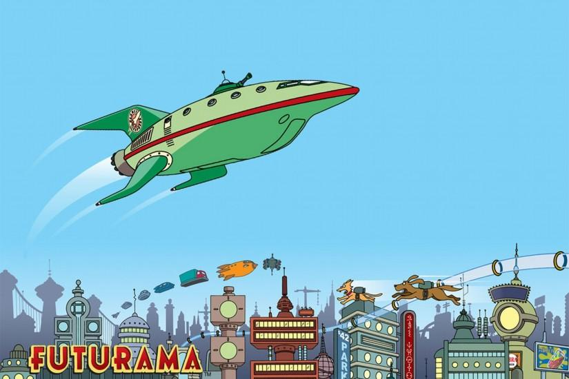futurama wallpaper 1920x1440 for full hd