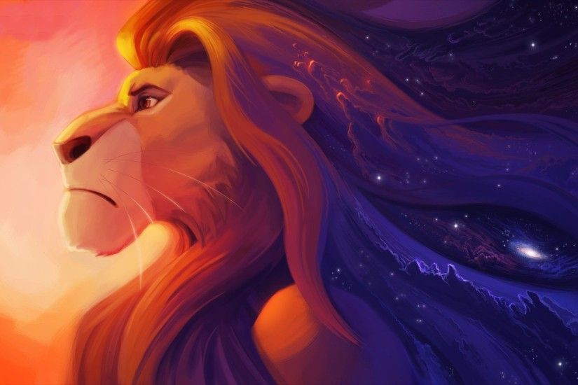Mufasa Lion King Wallpaper