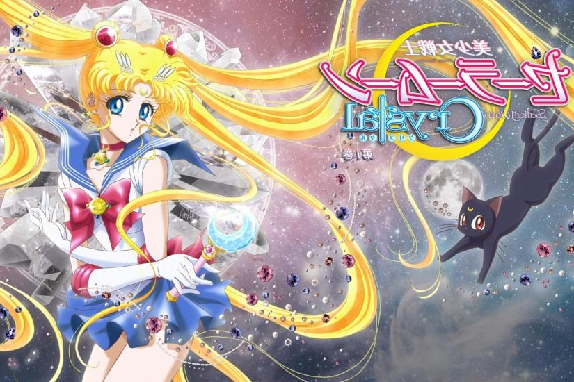 Sailor Moon Crystal HD Wallpaper - WallpaperSafari ...