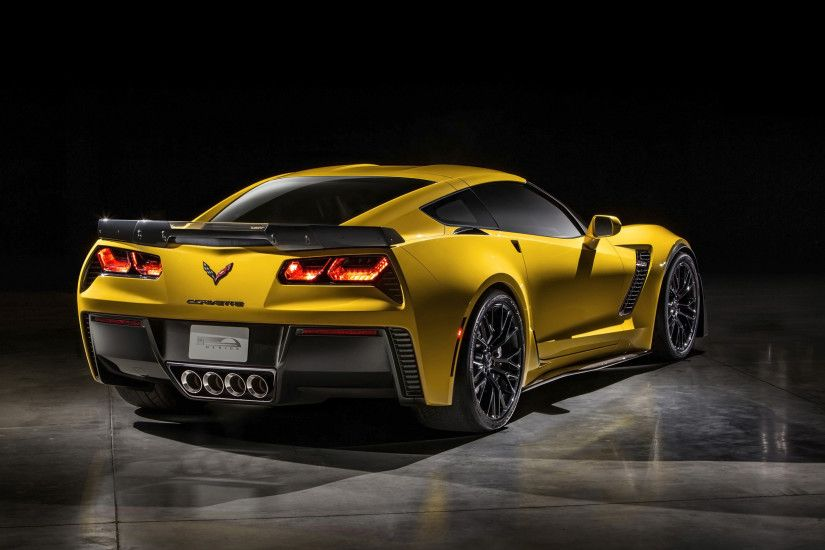 2015 Chevrolet Corvette Stingray Z06 (C-7) supercar muscle hd wallpaper |  2560x1600 | 231045 | WallpaperUP