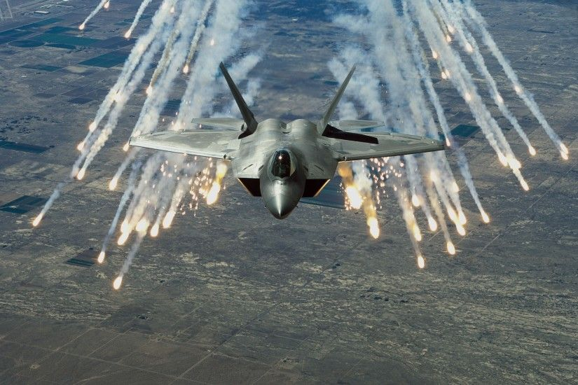 30 Lockheed Martin F-22 Raptor HD Wallpapers | Backgrounds - Wallpaper Abyss