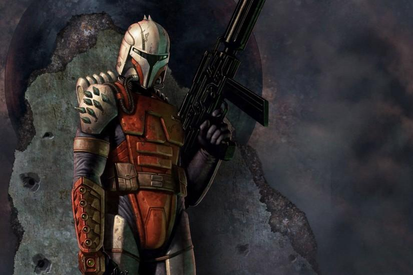 Mandalorian - Star Wars wallpaper #