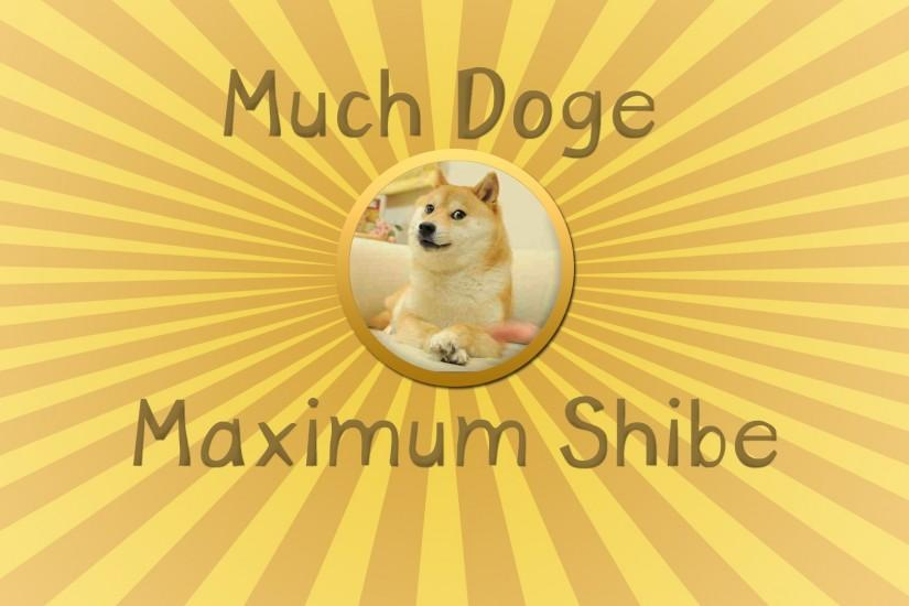 doge wallpaper 1920x1080 for retina