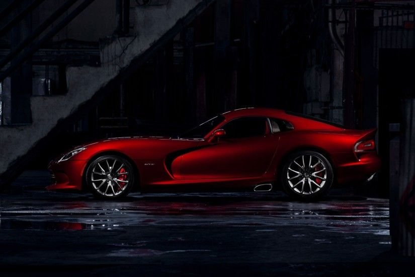 Dodge Viper, SRT Viper, Coupe, American Cars Wallpapers HD / Desktop and  Mobile Backgrounds