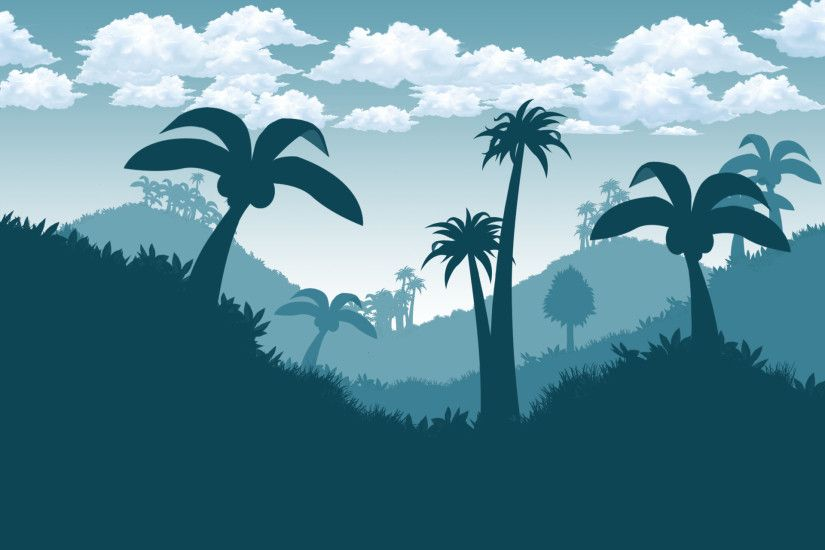 Tropical background by Rafael Dubovskiy ...