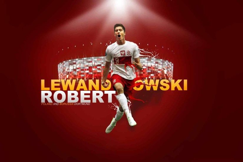 Robert Lewandowski Wallpapers High Resolution and Quality Download