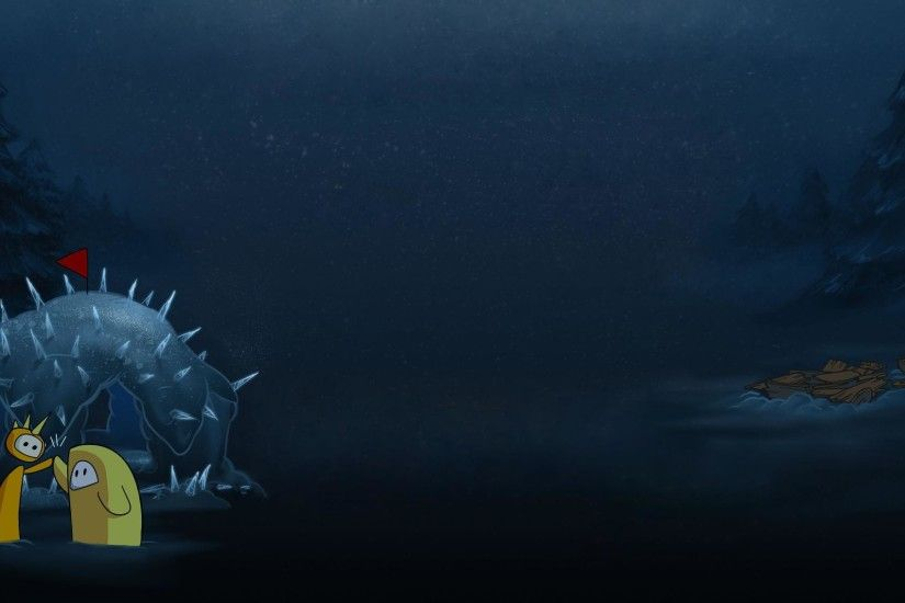 One of Steam Winter Sale 2012 Background Without Text & Banners [Wallpaper]  ...