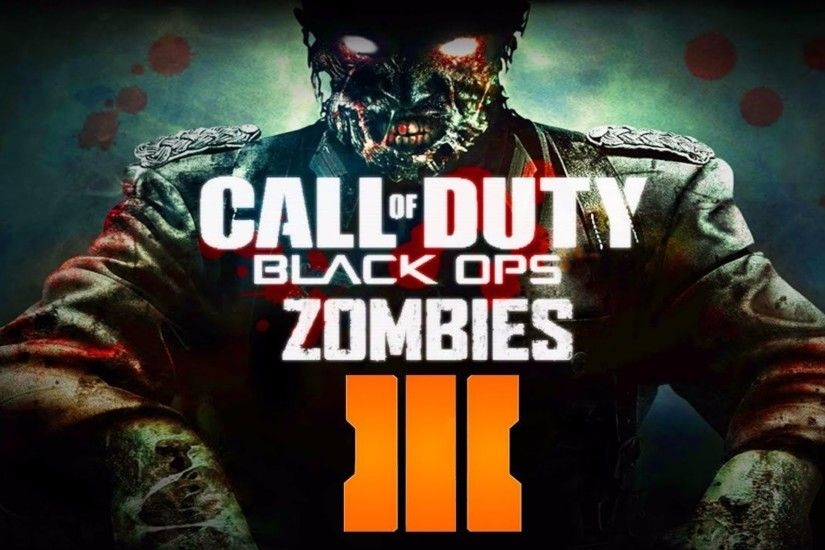 Zombies Call of Duty Black Ops 3 4K Wallpaper