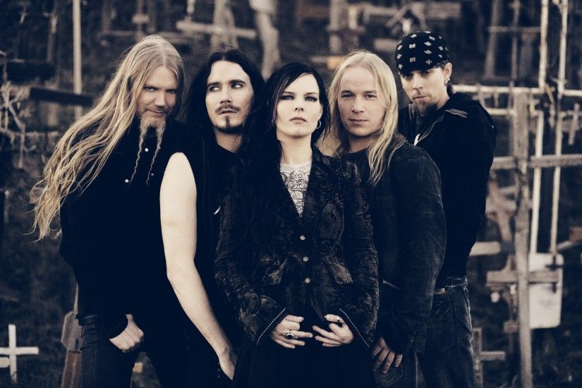 Nightwish, dark passion play, Tuomas Holopainen, Emppu Vuorinen, Jukka  Nevalainen, Marco