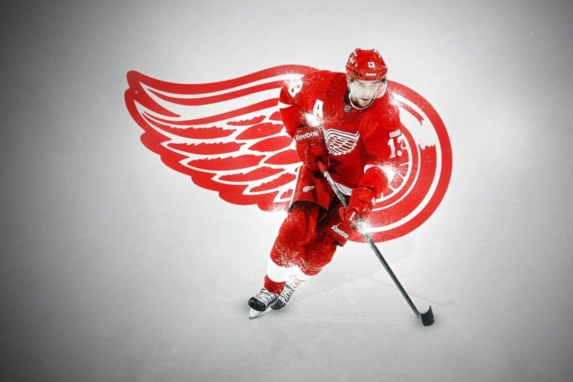 Detroit Red Wings For Desktop