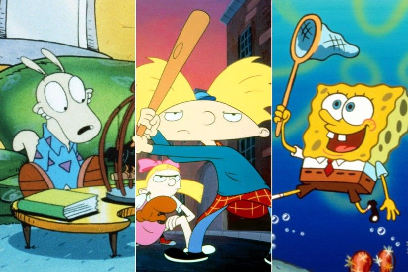 Learn about Nickelodeon plans San Diego Comic Con with Rockos Modern Life Hey  Arnold! Teenage